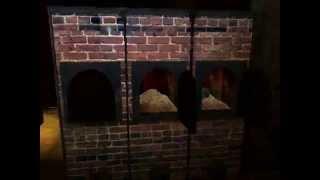 Crematorium II at Auschwitz-Birkenau