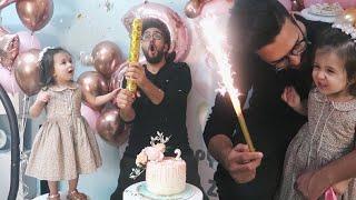 اجمل حفلة عيد ميلاد بيبي 🎂🥳 I عمرو قضاه