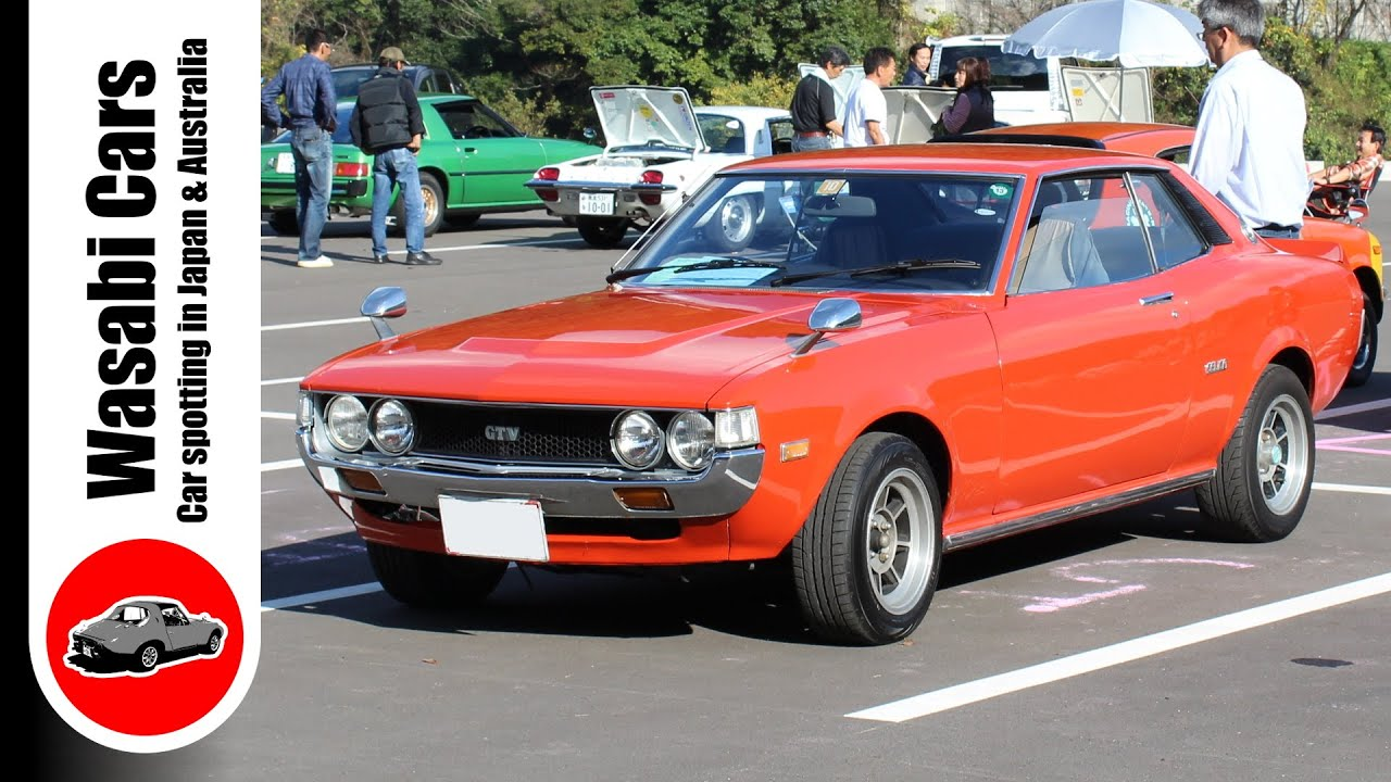 Survivor 1976 Toyota Celica 2000 Gtv Hardtop Ra23 Youtube