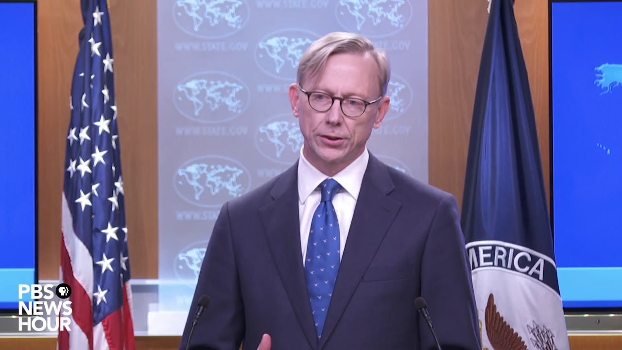 WATCH LIVE: State Department holds news conference