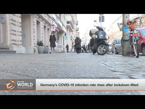 Germany's COVID-19 infection rate rises after lockdown lifted