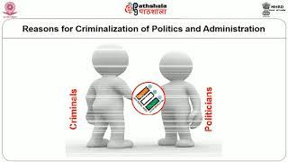 Criminalization of Politics Administration