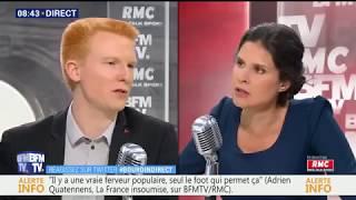 LA RUPTURE ENTRE MACRON ET LE PEUPLE EST EN COURS – Adrien Quatennens