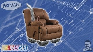 The Worlds First V8 Armchair