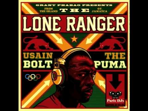 Grant Phabao & The Lone Ranger - Usain Bolt The Puma