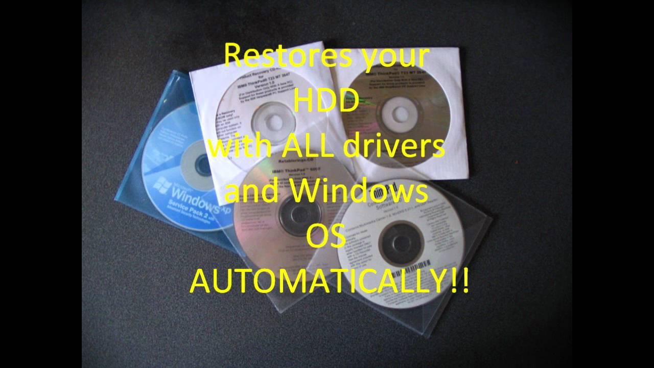Ibm Thinkpad T30 Drivers