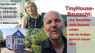 Tiny House In Nrw - Interview Beim Bauamt In Sprockhövel