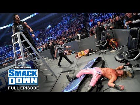 WWE SmackDown Full Episode, 13 December 2019
