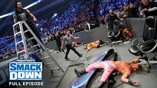 WWE SmackDown Full Episode, 13 December 2019