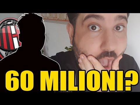 60 MILIONI??? Sarà LUI il BOMBER del MILAN??? || Calciomercato Milan