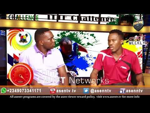 2017 ITTF Challenge Nigeria Open   Ayo Omotara