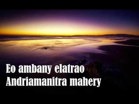 Ambany elatrao - Rija Rasolondraibe