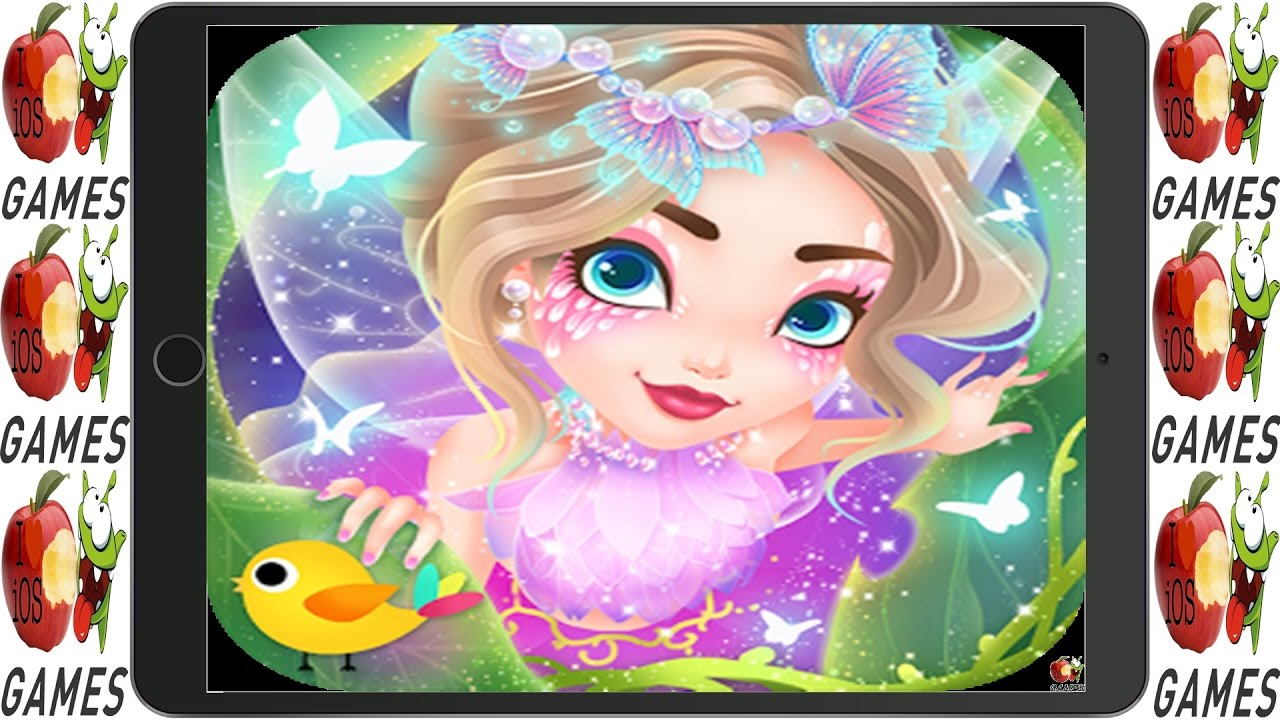 Dress up fairy games - Dress Up Makeup Kids Games Fairy Princess Fashion Design Game For Children