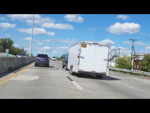 Traffic in Buffalo New York