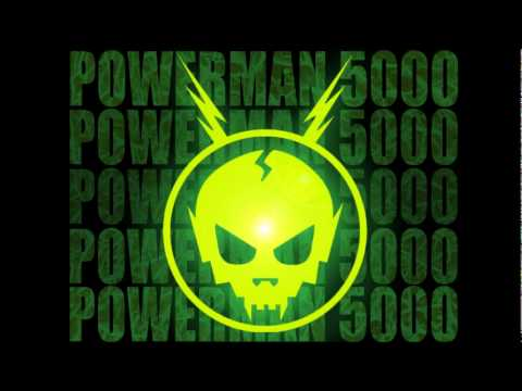 Powerman 5000 When Worlds Collide - The Son Of X-51