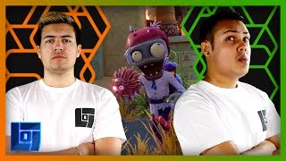 MasterOv Vs MessYourself - Plants Vs Zombies: Kill Showdown | Legends of Gaming