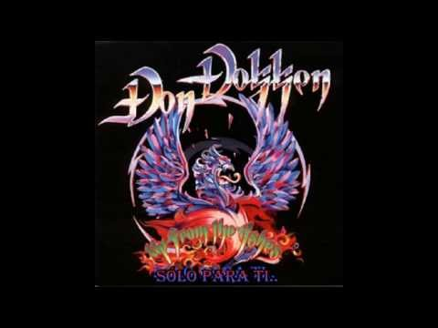 Don Dokken  when Love Finds A Fool