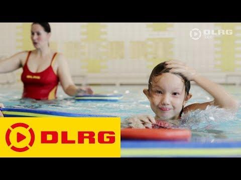 DLRG Schwimmausbildung in Karlsbad