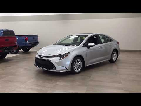 2020 Toyota Corolla XLE Review