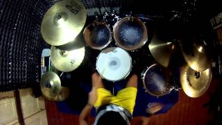 Скачать Bullet For My Valentine You Want A Battle Drum Cover