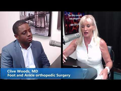 Clive Woods, MD Othopedic Surgery/Matthew Goodwin, MD Plastic Surgeon September 20, 2017
