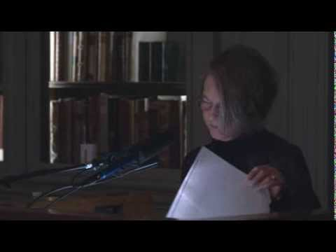 THE POET'S VOICE: Katie Peterson & Louise Glück | Woodberry Poetry Room