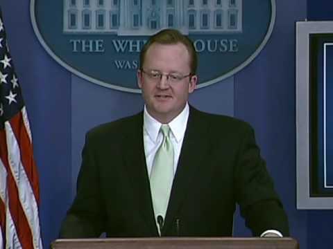 3/17/09: White House Press Briefing