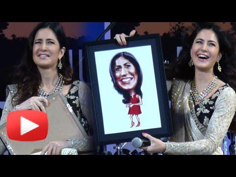 Katrina Kaif WEIRD And Funny Moment At Kala Ghoda Art Festival