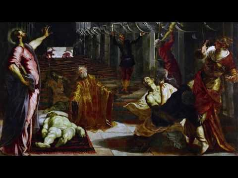 Tintoretto, The Finding of the Body of Saint Mark