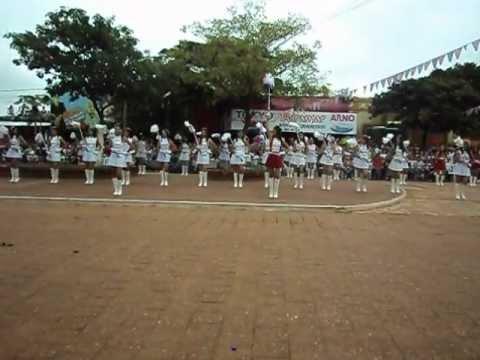 Desfile Estudiantil-Concepciòn Paraguay-CREC(2da parte) Videos De Viajes