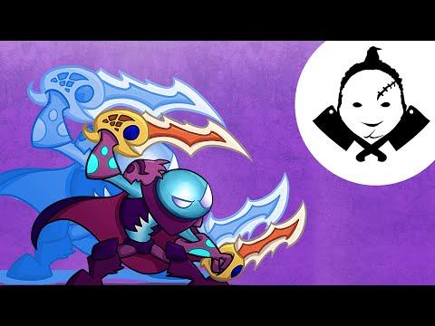 видео: Опять arc warden и рапиры ★ Дота 2 баг [english subtitles]