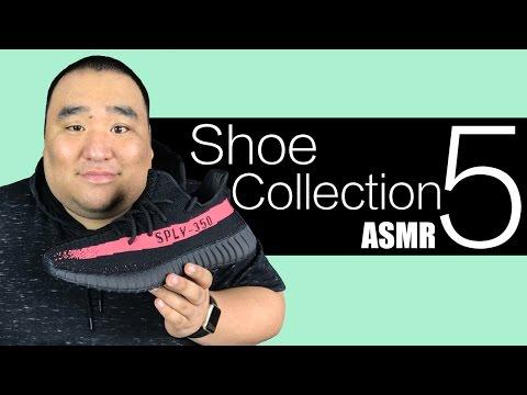 [ASMR] Shoe Collection 5   MattyTingles