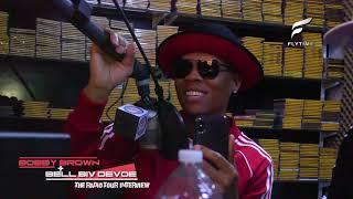 Bobby Brown & Bell Biv Devoe radio tour in Nigeria