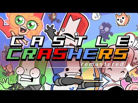 Castle Crashers Remastered Level Skipping Tutorial.