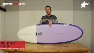 Pukas Surfboards Resin Cake Review