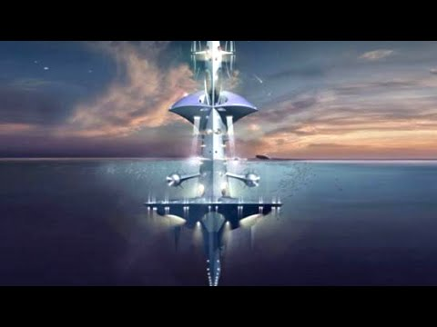 The SeaOrbiter: A Spaceship in the Ocean!?!