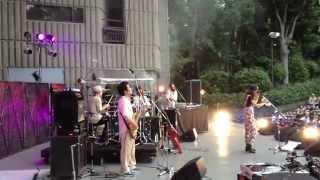 Big Frog w/DJ Quietstorm 2014/Sep.6 GL @Hibiya Open-Air Concert Hall