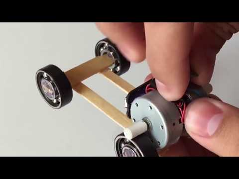 How to make it easy toy car