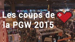 PGW2015 : les coups de coeur de nos spécialistes