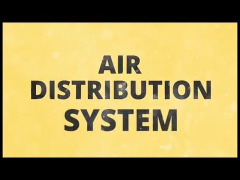 Basic of HVAC - Air Distribution System Simplified - Part 2.1