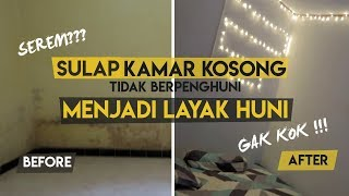 DEKORASI KAMAR GAMING , RENOVASI KAMAR SIMPLE , ROOM DECOR ELEGANT EASY LOOK