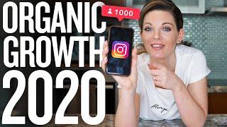 MY 2020 INSTAGRAM GROWTH STRATEGY
