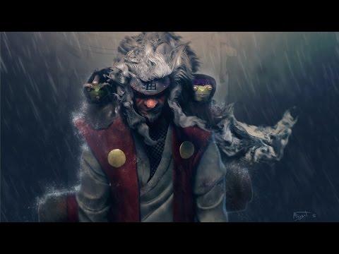 I See Fire「AMV」▪ Emotional Movie Of Jiraiya Sannin (2015) ▪ (HD)