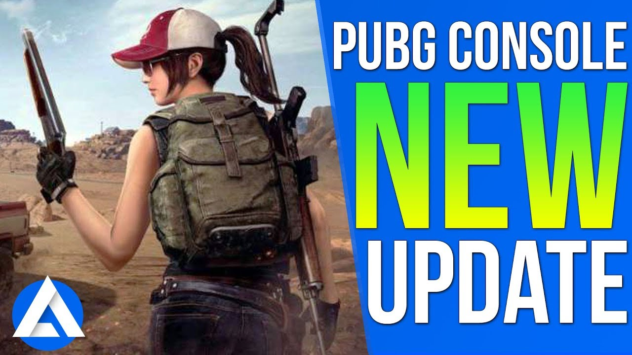 PUBG Xbox/PS4 Update Crossplay PTS,  New Weapon, Survival Mastery & More!