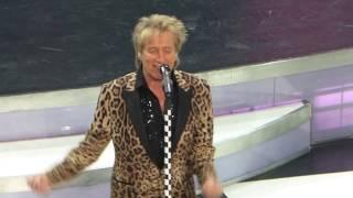 Rod Stewart Live at Caesars Palace - 03/18/17 - Having a Party