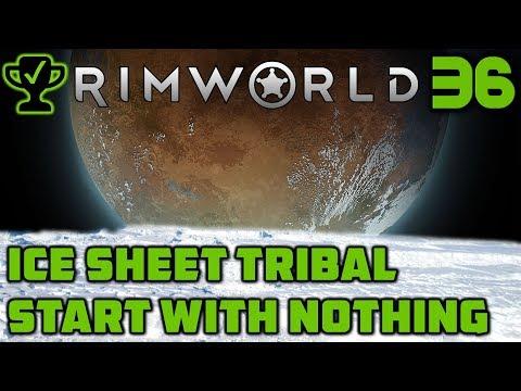 Testing our Combat Strength - Rimworld Ice Sheet Tribal Ep. 36 [Rimworld 1.0 Ice Sheet Challenge]