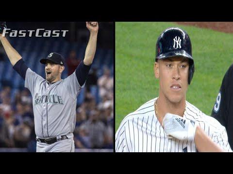 MLB.com FastCast: Paxton tosses no-no - 5/8/18
