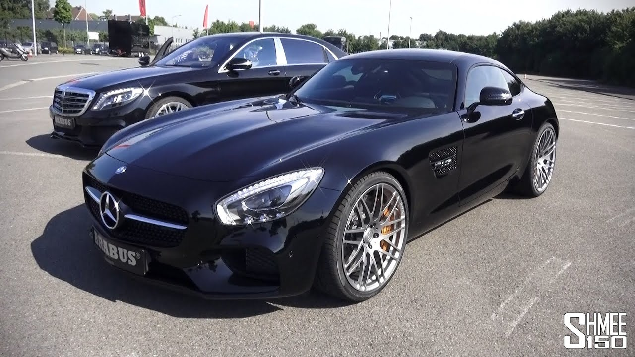 In Depth Brabus Amg Gt S Test Drive Full Tour And