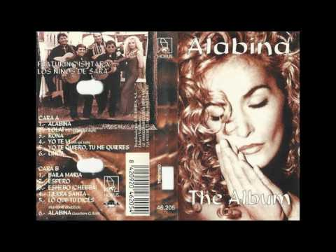Alabina   The Album   Cassette   1997    01    Alabina