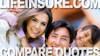 Compare Life insurance quotes for San Diego & Costa Mesa Residents | Prudential, AXA, ING & others